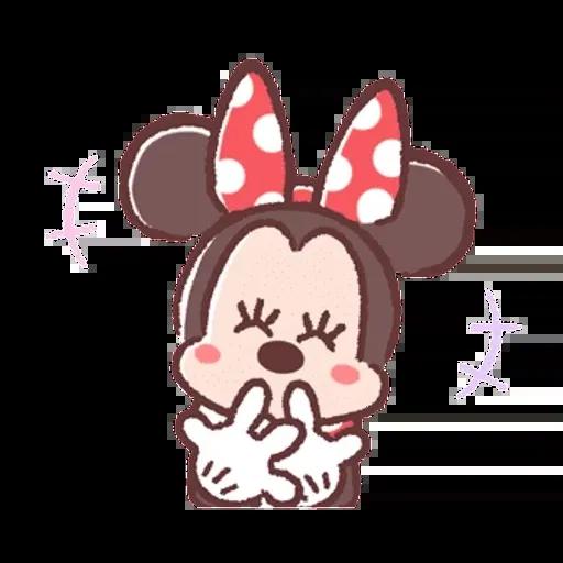 Minnie - Sticker 19