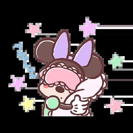 Minnie - Sticker 11