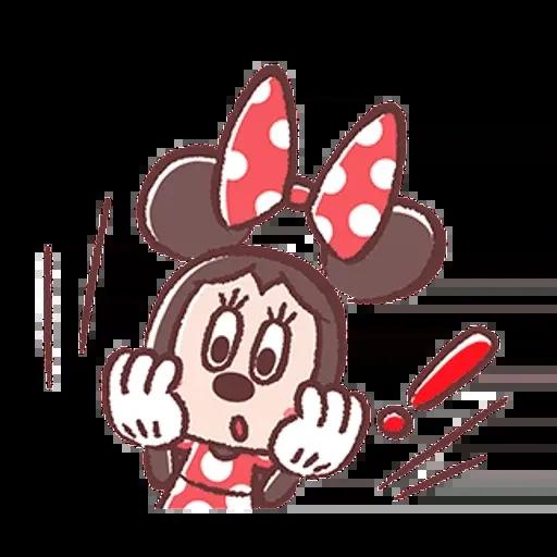 Minnie - Sticker 17