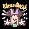 Minnie - Tray Sticker