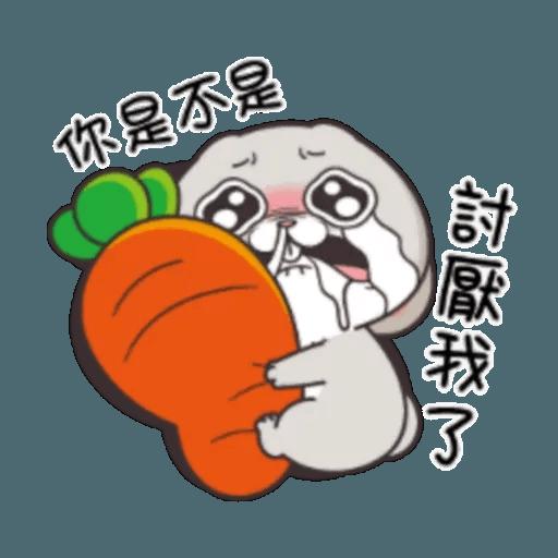 Cute Rabbit 3 - Sticker 4