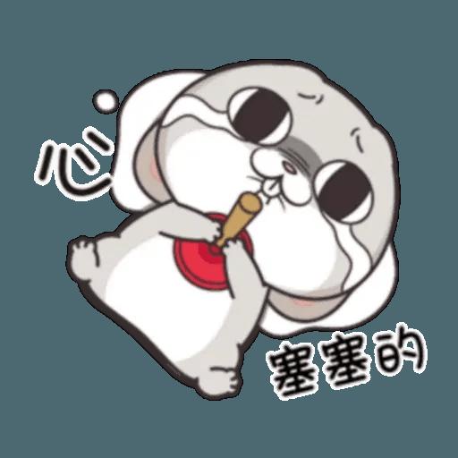 Cute Rabbit 3 - Sticker 19