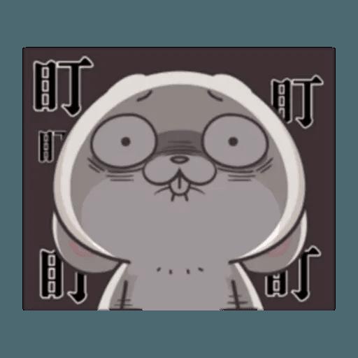 Cute Rabbit 3 - Sticker 22