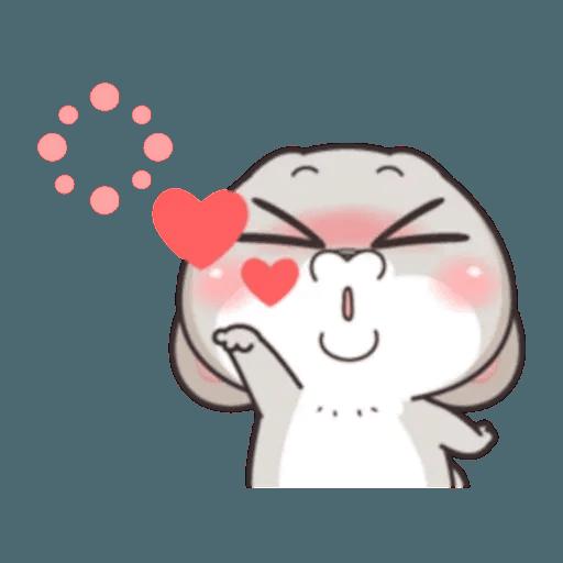 Cute Rabbit 3 - Sticker 18