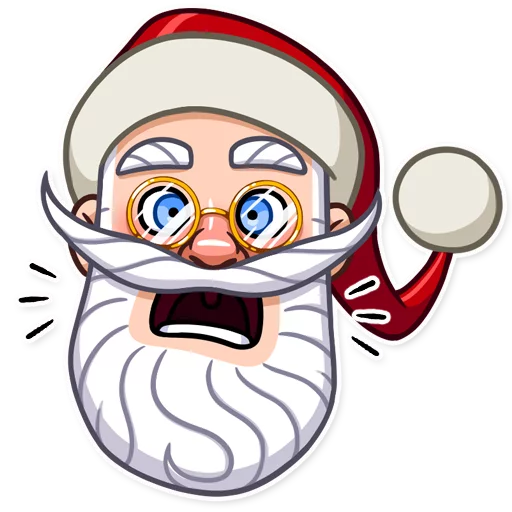 Santa Claus - Sticker 4