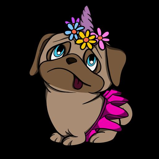 Pug Life - Sticker 4