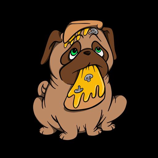 Pug Life - Sticker 7