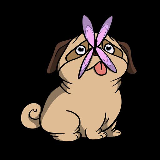 Pug Life - Sticker 8