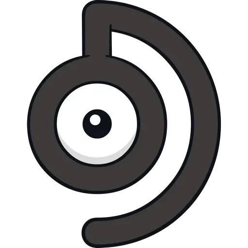 Unown - Sticker 1