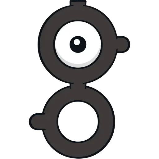 Unown - Sticker 4