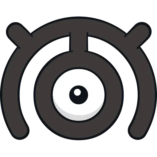 Unown - Sticker 13
