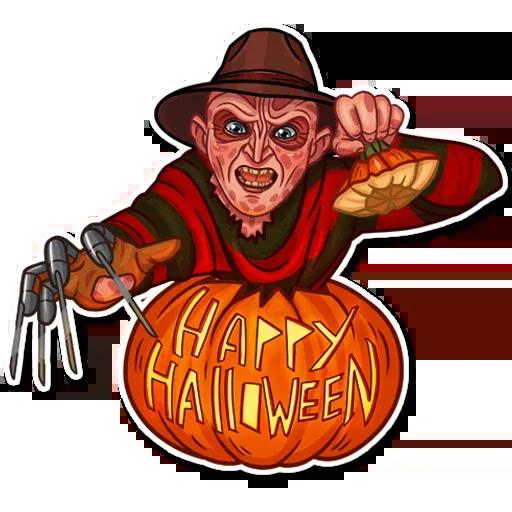Freddy Krueger - Sticker 19