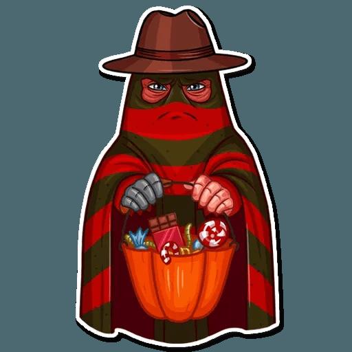 Freddy Krueger - Sticker 25