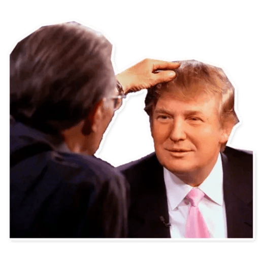 Trump - Sticker 2