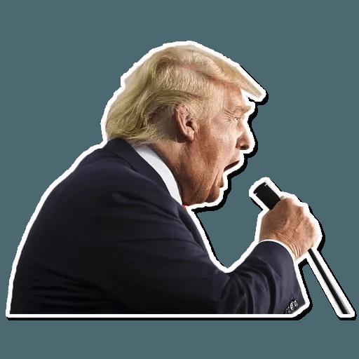 Trump - Sticker 21