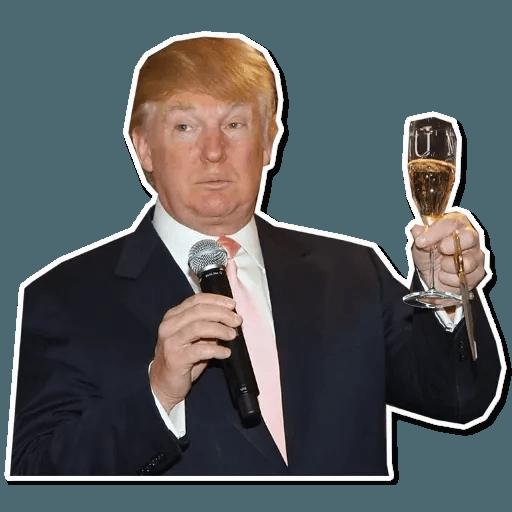 Trump - Sticker 23