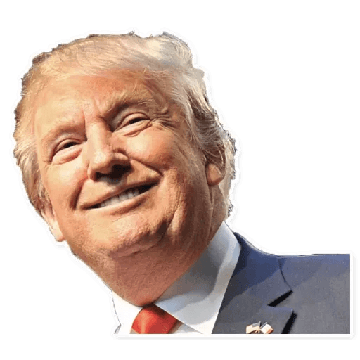 Trump - Sticker 3