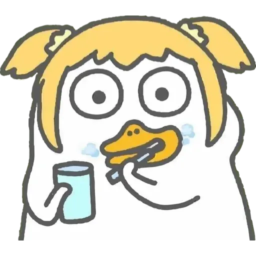 ducky liu - Sticker 7