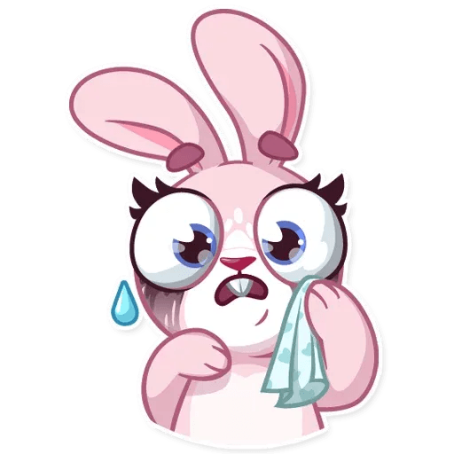 BunnyRosy - Sticker 17