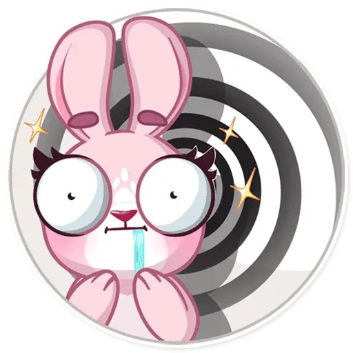 BunnyRosy - Sticker 16