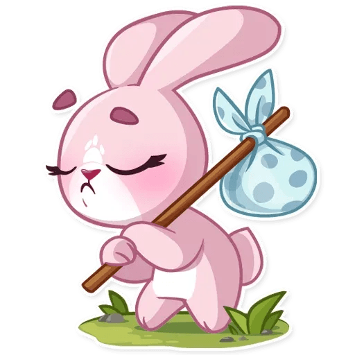 BunnyRosy - Sticker 11