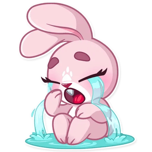 BunnyRosy - Sticker 21