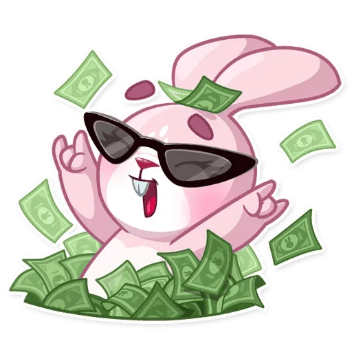 BunnyRosy - Sticker 13