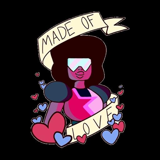 Steven Universe Cool Stickers - Sticker 13