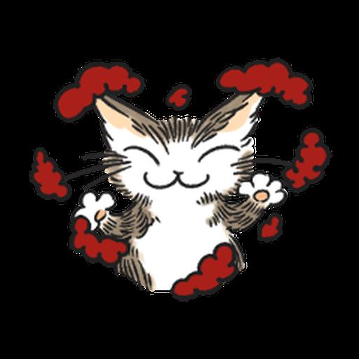 達洋貓-日常篇 - Sticker 15