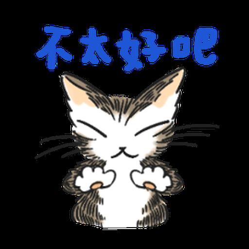 達洋貓-日常篇 - Sticker 3