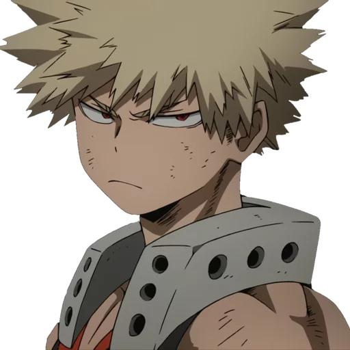 bakugou - Sticker 3