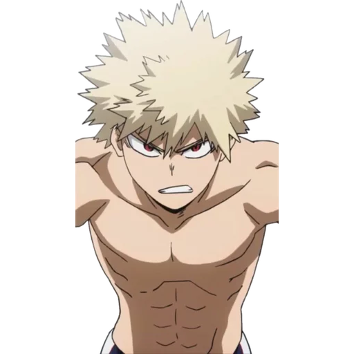 bakugou - Sticker 5