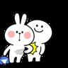 Hi😊 - Tray Sticker