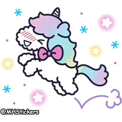 Little twin stars - Sticker 12