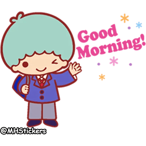 Little twin stars - Sticker 2
