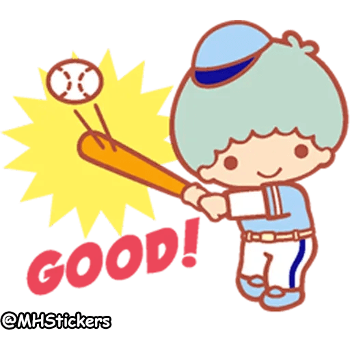 Little twin stars - Sticker 5