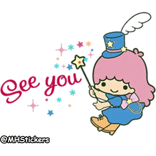 Little twin stars - Sticker 6