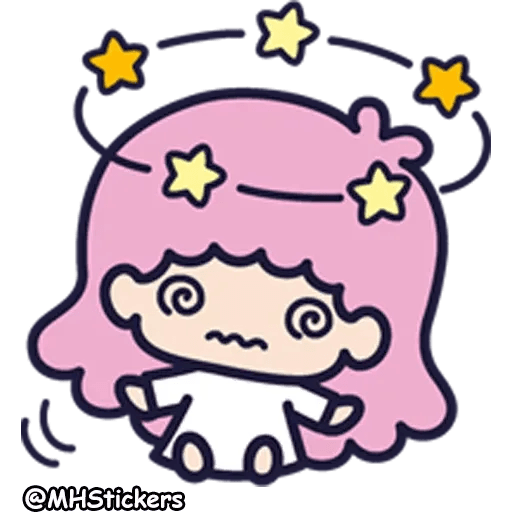 Little twin stars - Sticker 26