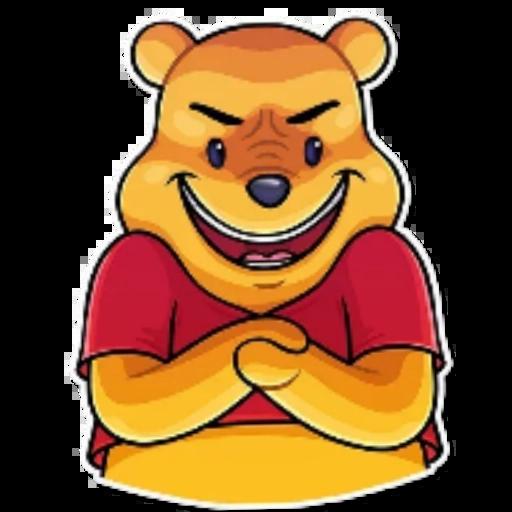 Winnie the Pooh - Sticker 6