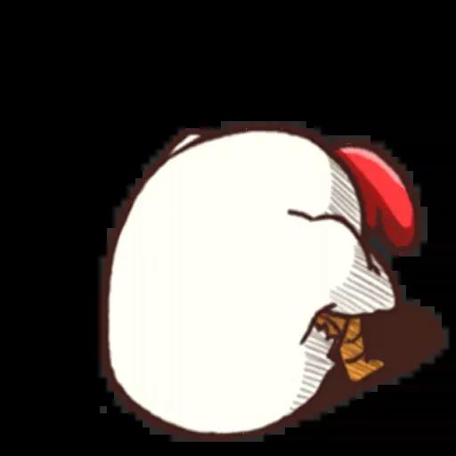 山雞 - Sticker 4