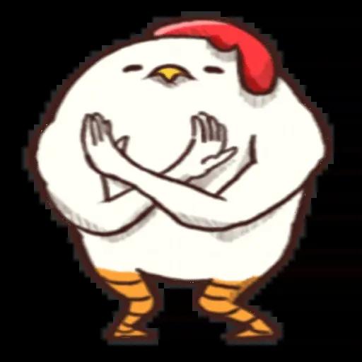 山雞 - Sticker 3