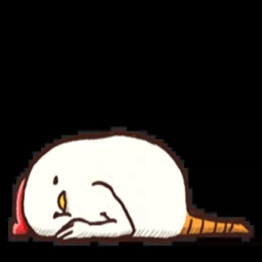 山雞 - Sticker 8