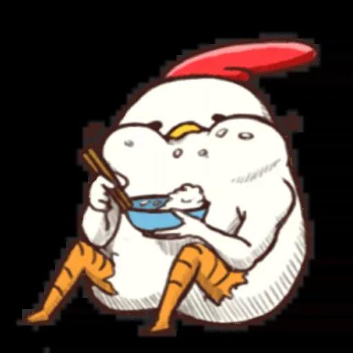 山雞 - Sticker 29