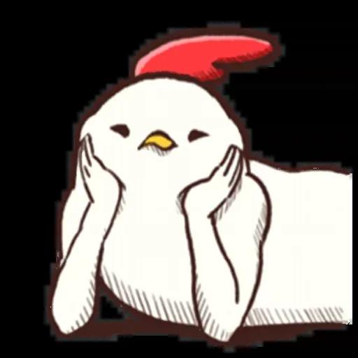 山雞 - Sticker 14