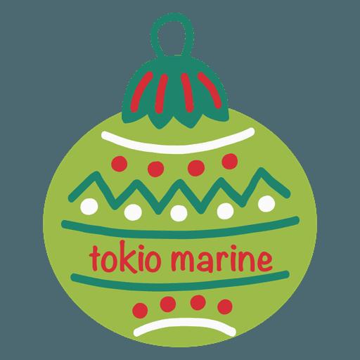Tokio Marine Natal - Sticker 3