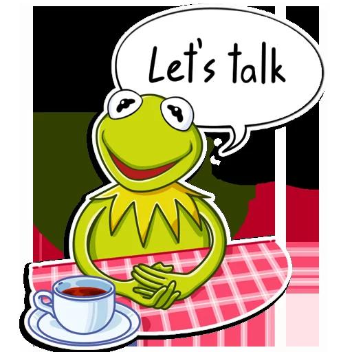 Frog - Sticker 30