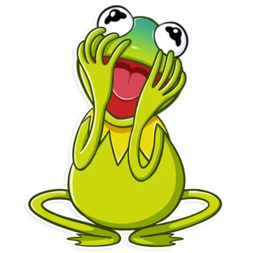 Frog - Sticker 5