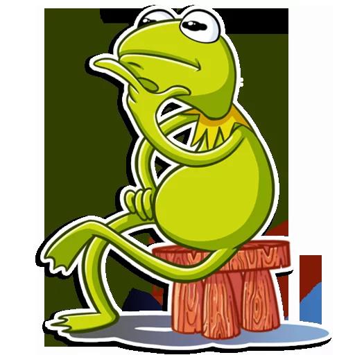 Frog - Sticker 18