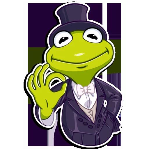 Frog - Sticker 25