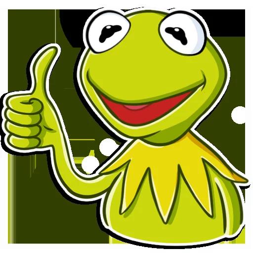 Frog - Sticker 4